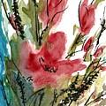 Poppy Blush by Garima Srivastava