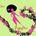 Poppy Chic Dance by Shirlena Rudder