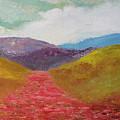 Poppy Field by Belinda Consten