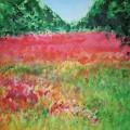 Poppy Field by Lizzy Forrester