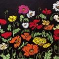 Poppy Field  by Natalia Wallwork