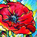 Poppy II by Nada Meeks