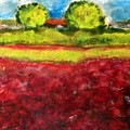 Poppy Meadow by Karla Phlypo-Price