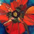 Poppy Passion by Barbara Garstecki