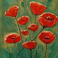 Poppy Surprise by Leslie Allen