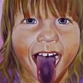 Popsicle Tongue by Joni McPherson