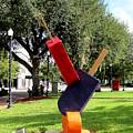 Popsicles In The Park 000 by Chris Mercer