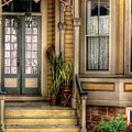 Porch - House 109 by Mike Savad