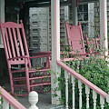 Porch Life by Kenneth Campbell