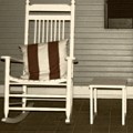 Porch Rocker by Debbi Granruth
