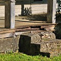 Porch Stoop by Kathryn Meyer