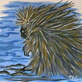 Porcupine by Carolyn Cable