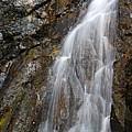 Porcupine Falls Side Chute by Larry Ricker