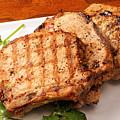 Pork Chop. by W Scott McGill
