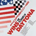 Porsche 24 Hours Of Daytona Wins by Georgia Fowler