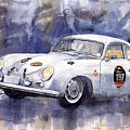 Porsche 356 Coupe by Yuriy Shevchuk