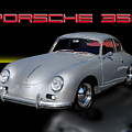 Porsche 356 by Joseph LaPlaca