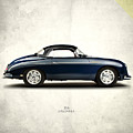 Porsche 356A 1958 by Mark Rogan