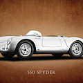 Porsche 550 by Mark Rogan
