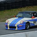 Porsche 651 by Mike Martin