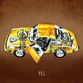 Porsche 911 1973 by Mark Rogan
