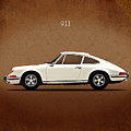 Porsche 911 E by Mark Rogan