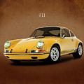 Porsche 911 ST 1970 by Mark Rogan