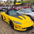 Porsche 911 Targa Gullwing by MAG Autosport