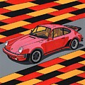Porsche 911 Turbo by Paul Cockram
