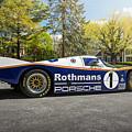 Porsche 962c by Kyle Hinderer