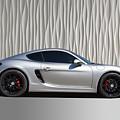 Porsche Beautiful Dream Sports Car by Nick Gray