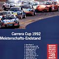 Porsche Carrera Cup 1992 by Georgia Fowler