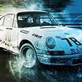 Porsche Carrera Rsr, 1973 - 23 by Andrea Mazzocchetti