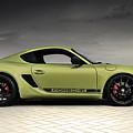 Porsche Cayman R by Douglas Pittman