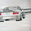 Porsche Gt3 by Richard Le Page