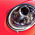 Porsche Headlight by Rich Sirko