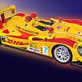 porsche RS Spyder by Alain Jamar