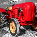 Porsche Tractor by Rob Hawkins