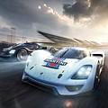Porsche Vision Gt Concept by Dorothy Binder