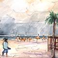 Port Alcudia Beach 01 by Miki De Goodaboom