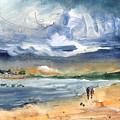 Port Alcudia Beach 03 by Miki De Goodaboom