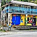 Port Antonio by Anthony C Chen