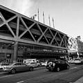 Port Authority Bus Terminal New York City Usa by Joe Fox