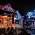 Port Cafe Wildwood by Kristia Adams