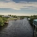 Port Charlotte Atlantus Waterway From Ohara by Don Kerr