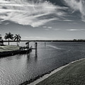 Port Charlotte Bay Harbor Waterway From Ohara by Don Kerr