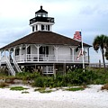 Port Charlotte Harbor Lighthouse by Ian  MacDonald