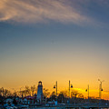 Port Credit 4 by Steve Harrington