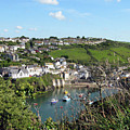 Port Isaac 1 by Kurt Van Wagner