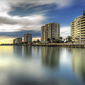 Port Melbourne Dreaming by Paradigm Blue